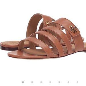 Tory Burch Kira multi band sandal in Calf leather